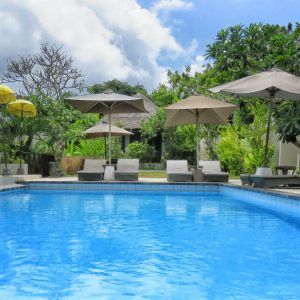 Pandana Boutique Hotel Poolside